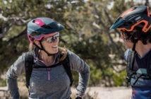 Mtb cykelhjelm til damer