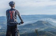 Rygsaek til cykling