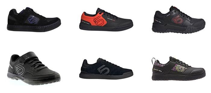 Billede af sko fra Five ten